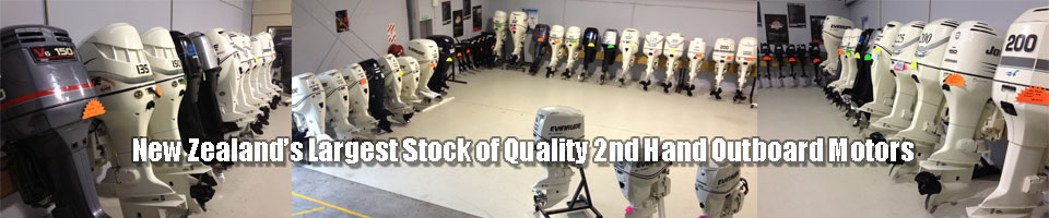 2nd hand outboard motors for sale in auckland